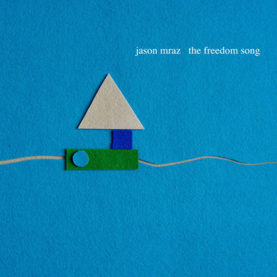 Coverafbeelding jason mraz - the freedom song