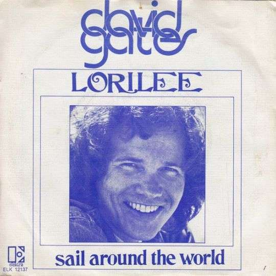 Coverafbeelding Lorilee - David Gates