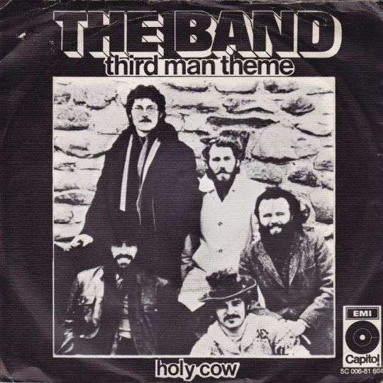 Coverafbeelding The Band - Third Man Theme