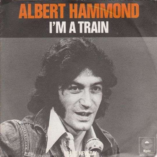 Coverafbeelding I'm A Train - Albert Hammond