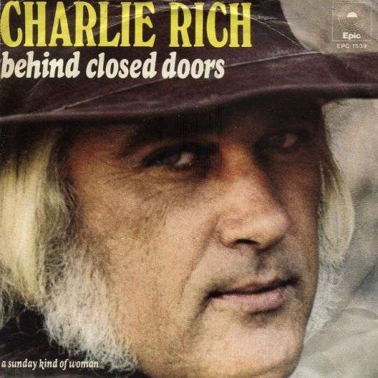 Coverafbeelding Behind Closed Doors - Charlie Rich