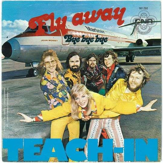 Coverafbeelding Fly Away - Teach-in