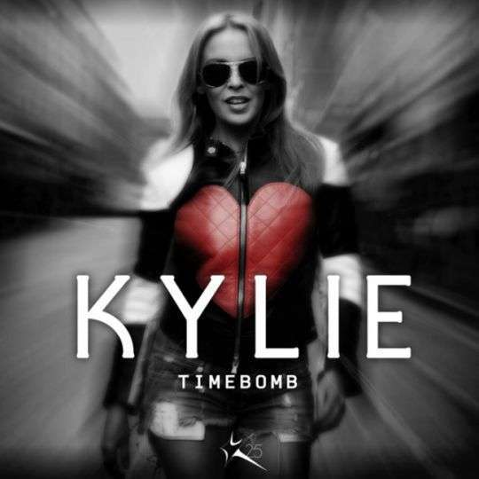 Coverafbeelding Timebomb - Kylie