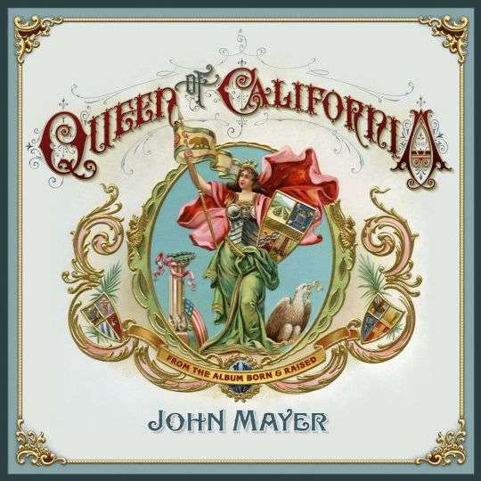 Coverafbeelding Queen Of California - John Mayer
