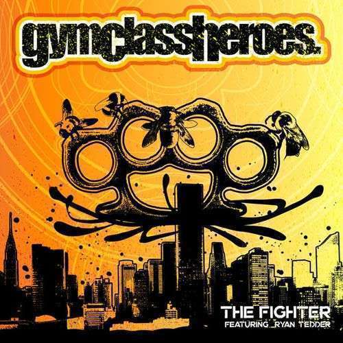 Coverafbeelding The Fighter - Gym Class Heroes. Featuring Ryan Tedder