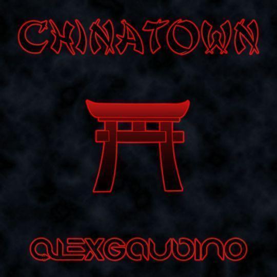 Coverafbeelding alex gaudino - chinatown