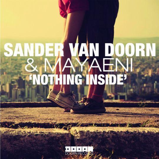 Coverafbeelding Sander van Doorn & Mayaeni - Nothing Inside