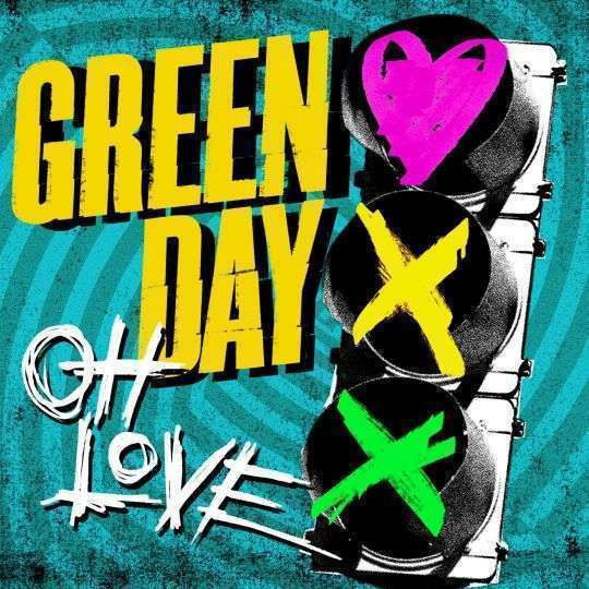 Coverafbeelding Oh Love - Green Day