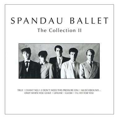 Coverafbeelding Spandau Ballet - I'll Fly For You