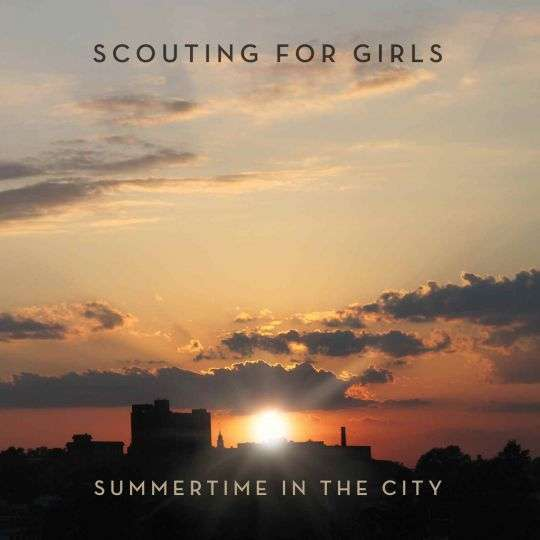 Coverafbeelding Summertime In The City - Scouting For Girls