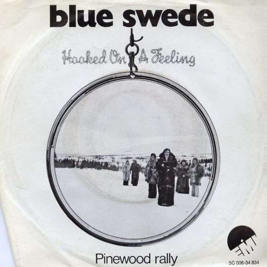 Coverafbeelding Blue Swede - Hooked On A Feeling