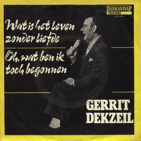 Coverafbeelding Wat Is Het Leven Zonder Liefde - Gerrit Dekzeil