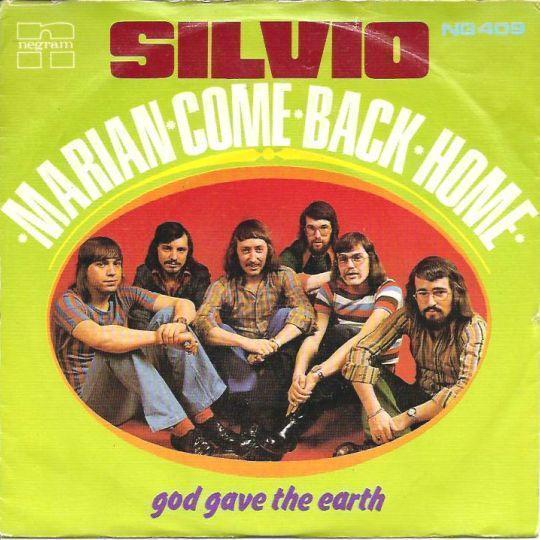 Coverafbeelding Marian Come Back Home - Silvio