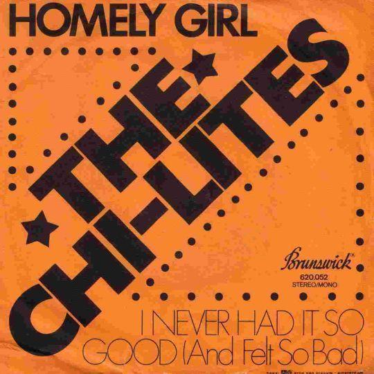 Coverafbeelding Homely Girl - The Chi-Lites