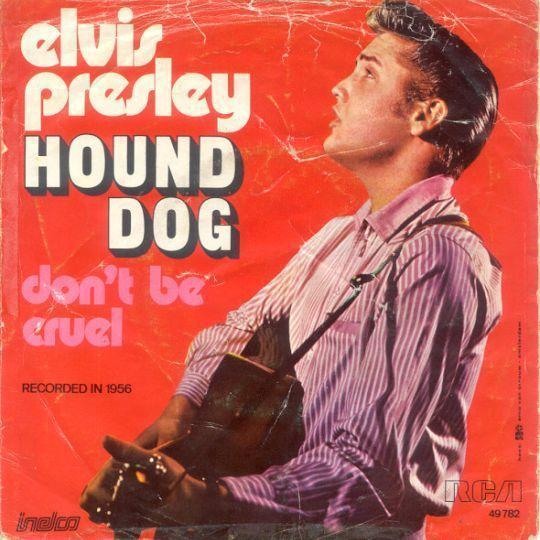 Coverafbeelding Hound Dog - Elvis Presley