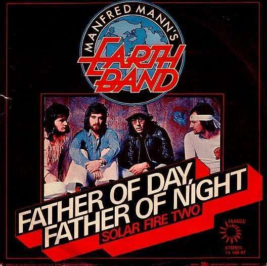 Coverafbeelding Father Of Day, Father Of Night - Manfred Mann's Earth Band