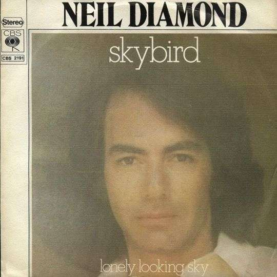Coverafbeelding Skybird - Neil Diamond