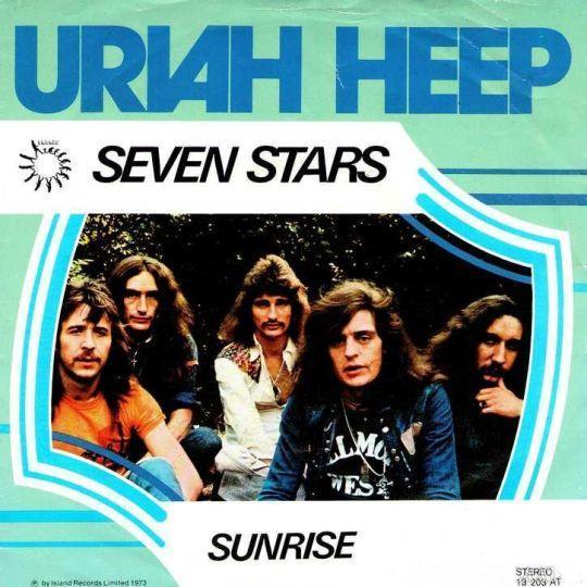 Coverafbeelding Seven Stars - Uriah Heep