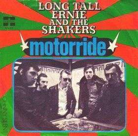 Coverafbeelding Motorride - Long Tall Ernie And The Shakers