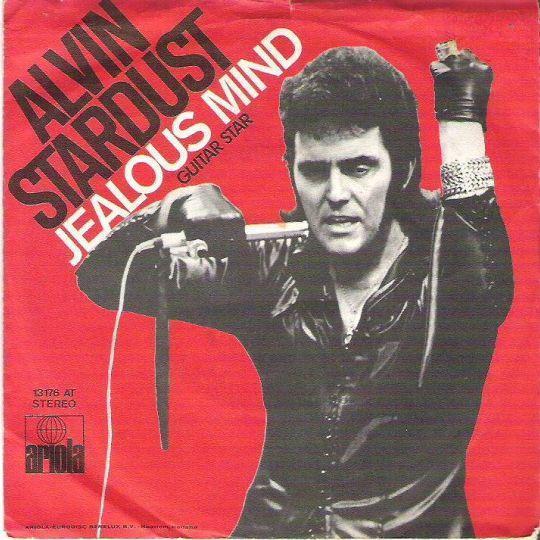 Coverafbeelding Jealous Mind - Alvin Stardust