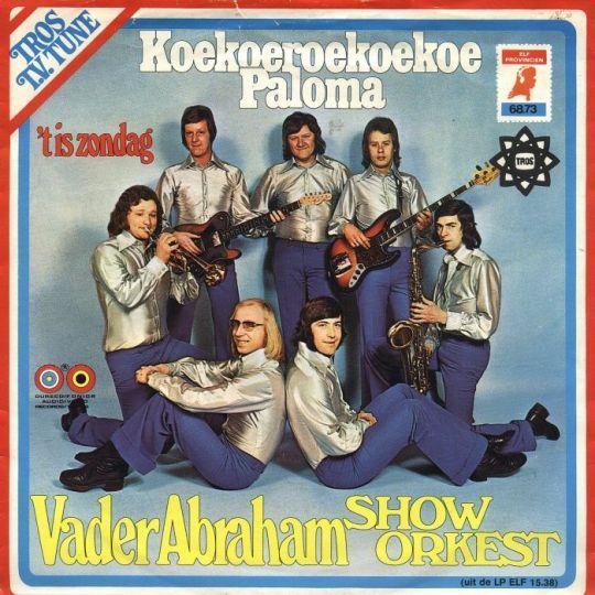 Coverafbeelding Koekoeroekoekoe Paloma - Vader Abraham Show Orkest