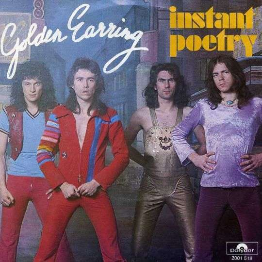 Coverafbeelding Instant Poetry - Golden Earring