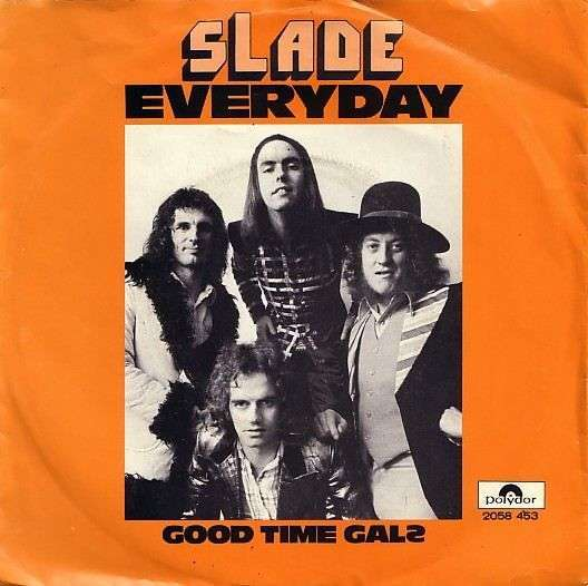 Coverafbeelding Everyday - Slade