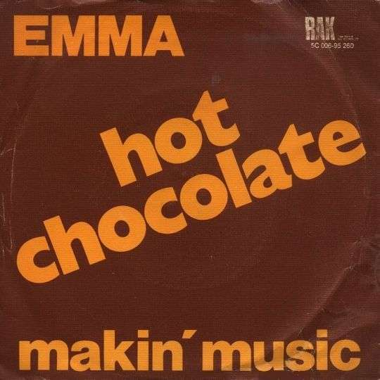 Coverafbeelding Emma - Hot Chocolate