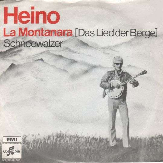 Coverafbeelding Heino - La Montanara (Das Lied der Berge)