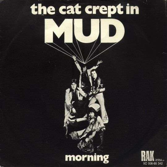 Coverafbeelding The Cat Crept In - Mud