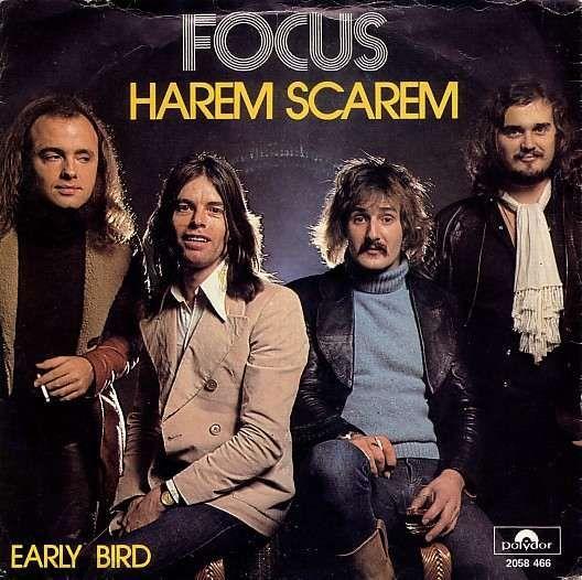 Coverafbeelding Harem Scarem - Focus