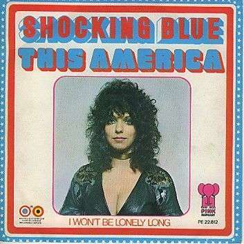 Coverafbeelding This America - Shocking Blue