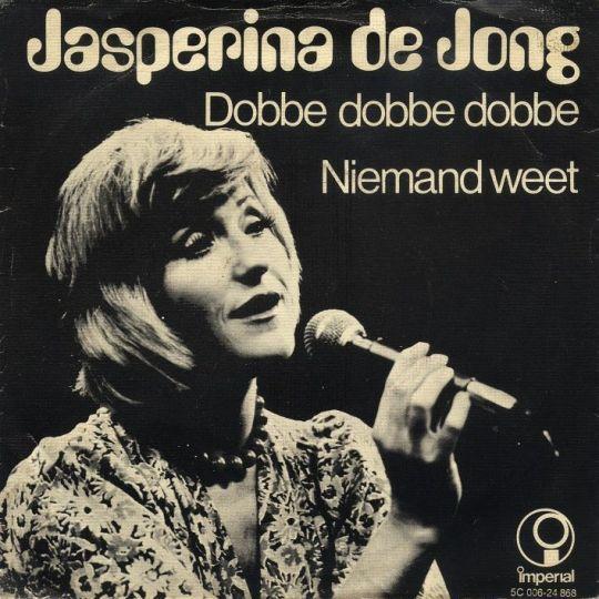 Coverafbeelding Dobbe Dobbe Dobbe - Jasperina De Jong