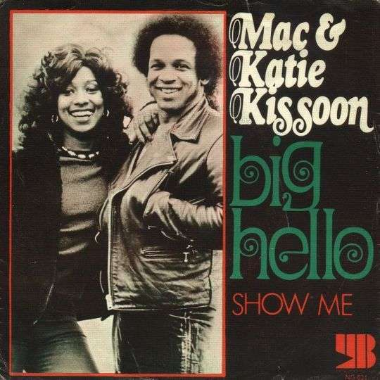Coverafbeelding Big Hello - Mac & Katie Kissoon