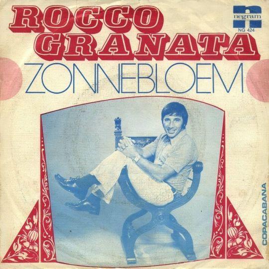 Coverafbeelding Zonnebloem - Rocco Granata