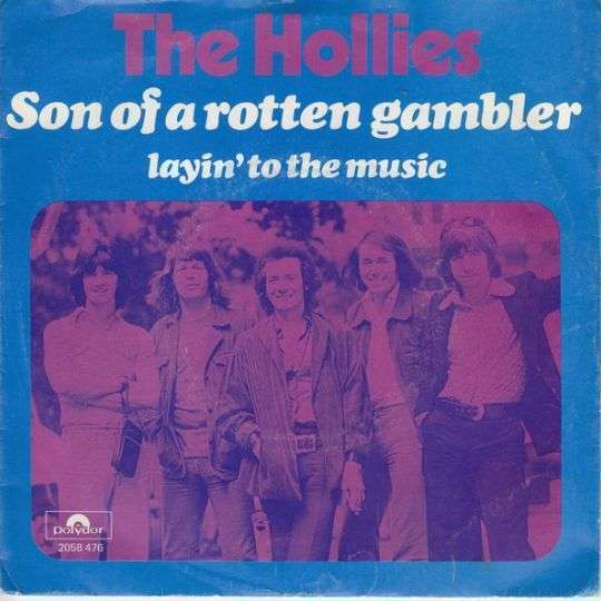 Coverafbeelding The Hollies - Son Of A Rotten Gambler