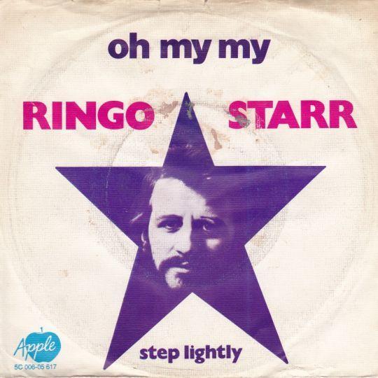 Coverafbeelding Oh My My - Ringo Starr