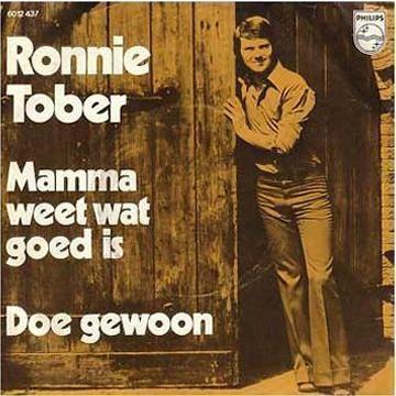 Coverafbeelding Mamma Weet Wat Goed Is - Ronnie Tober