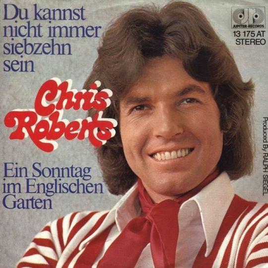 Coverafbeelding Du Kannst Nicht Immer Siebzehn Sein - Chris Roberts