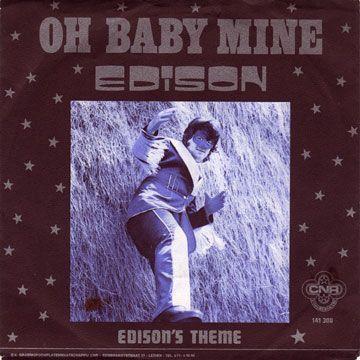 Coverafbeelding Oh Baby Mine - Edison