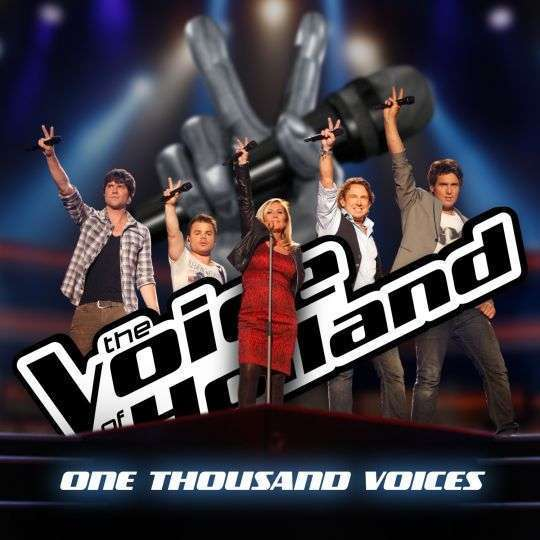 Coverafbeelding The Voice Of Holland - One thousand voices