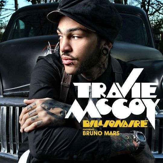 Coverafbeelding Billionaire - Travie Mccoy Featuring Bruno Mars