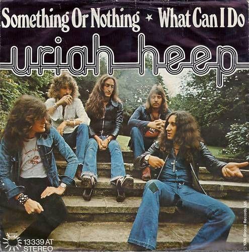 Coverafbeelding Something Or Nothing - Uriah Heep