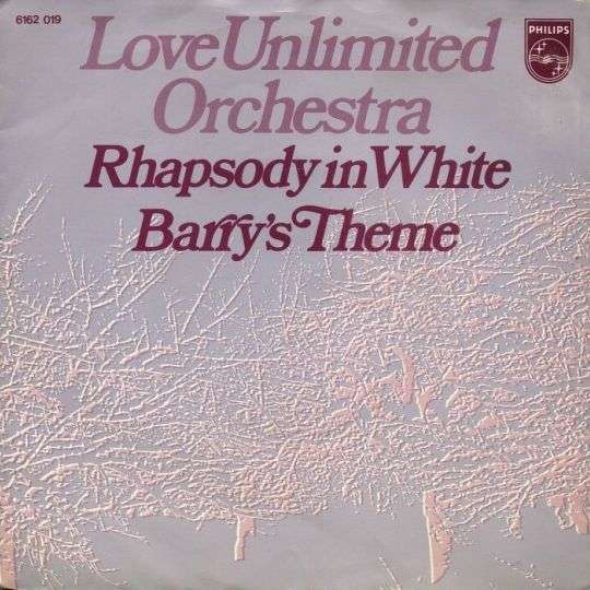 Coverafbeelding Rhapsody In White - Love Unlimited Orchestra