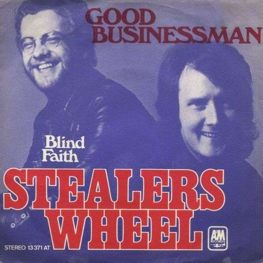 Coverafbeelding Good Businessman - Stealers Wheel