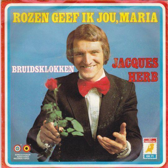 Coverafbeelding Rozen Geef Ik Jou, Maria - Jacques Herb