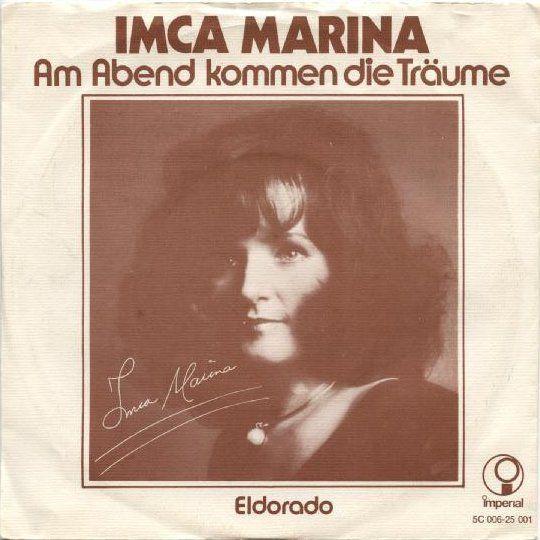 Coverafbeelding Am Abend Kommen Die Träume - Imca Marina