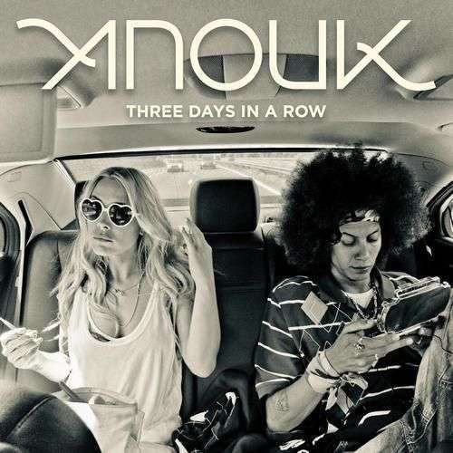 Coverafbeelding Three Days In A Row - Anouk