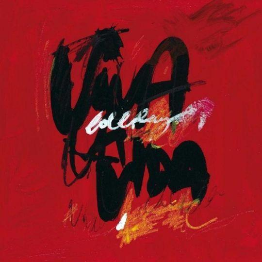 Coverafbeelding Viva La Vida - Coldplay