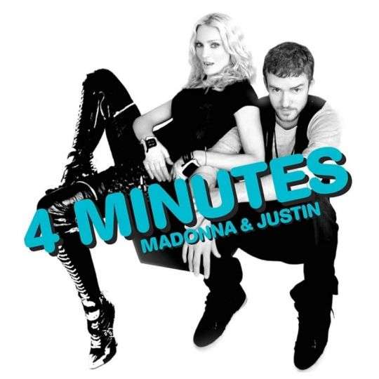 Coverafbeelding 4 Minutes - Madonna & Justin